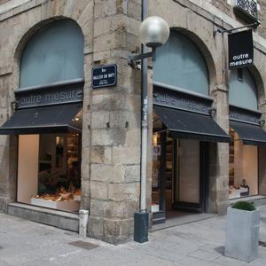 cb7bc9b18de Découvrez la boutique outremesure dans le centre-ville de Rennes