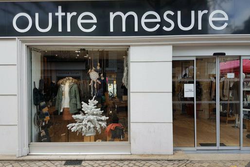 acheter en ligne 5b620 22191 Découvrez la boutique outremesure dans le centre-ville de Saumur