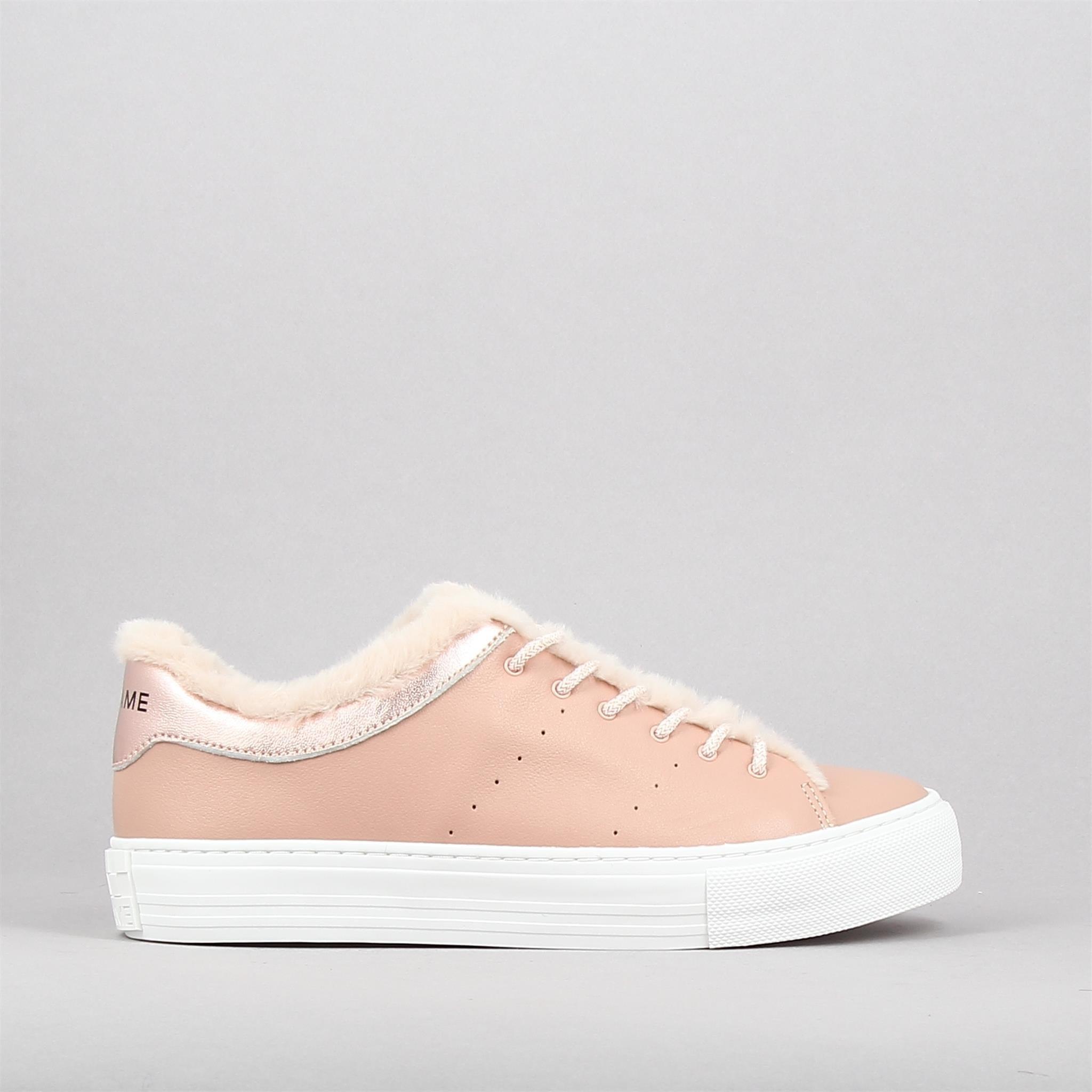 arcade fur sneaker