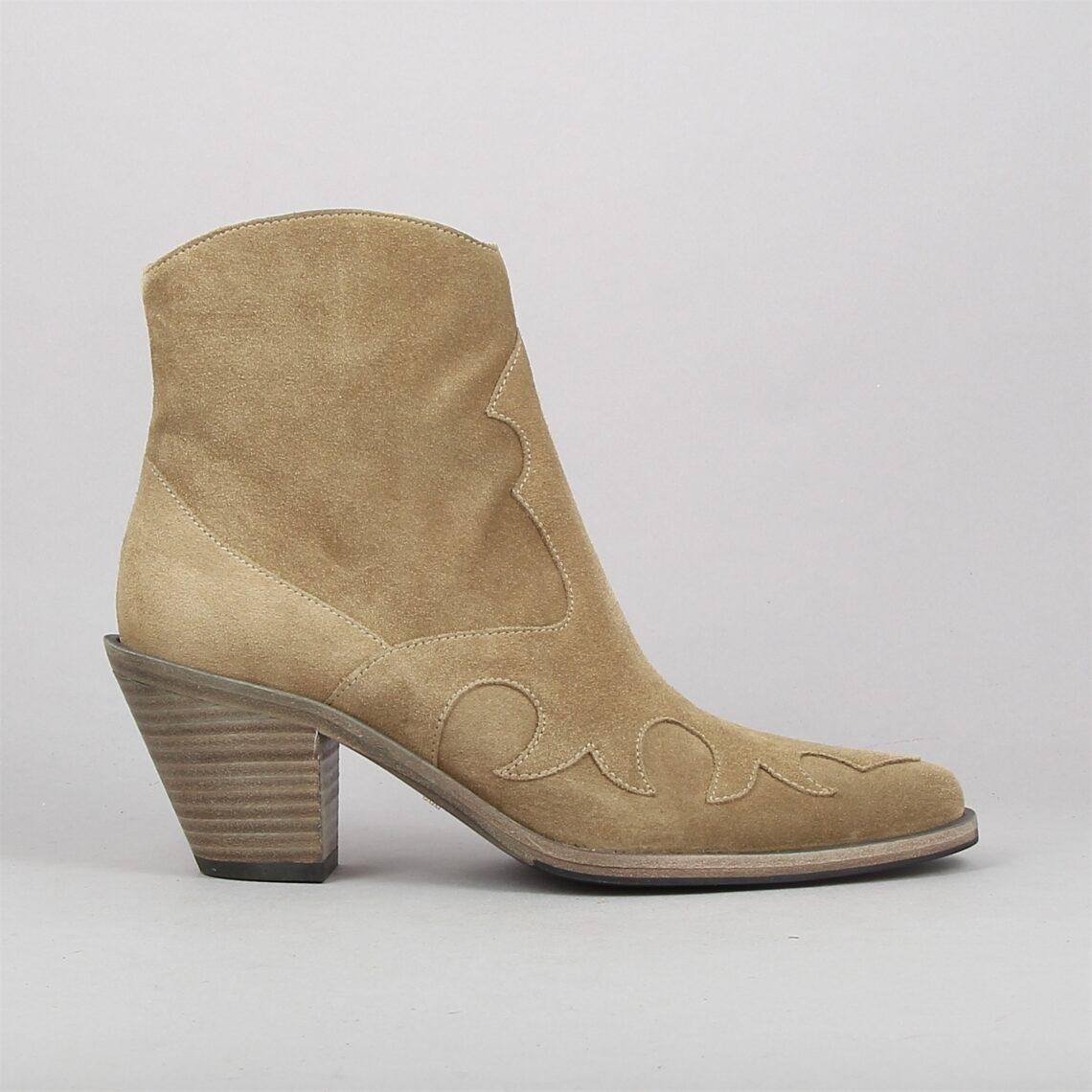jane 7 west zip boot
